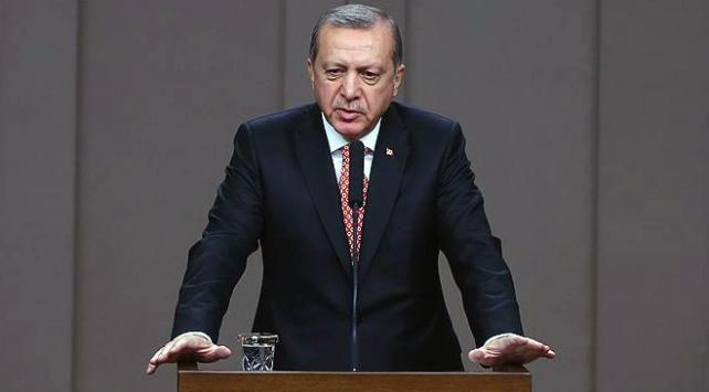 Cumhurbaşkanı Recep Tayyip Erdoğan: Trump ile görüşmeyle ilgili verilmiş kararım henüz yok