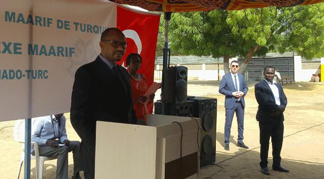 Türkiye Maarif Vakfı Çaddaki FETÖ okullarını devraldı