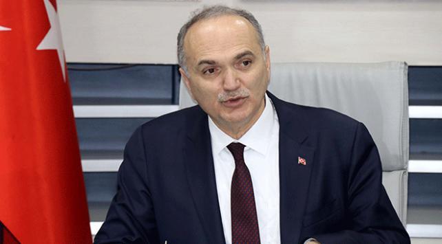 Bilim, Sanayi ve Teknoloji Bakanı Faruk Özlü: Yeni kurulan OSBler 8 bin kişiye ekmek kapısı olacak
