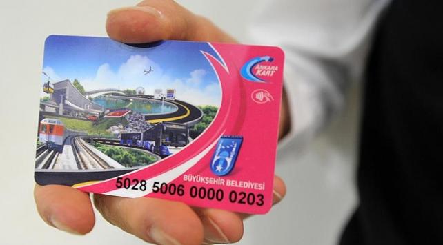 Ankarakart banliyö trenlerinde de kullanılacak