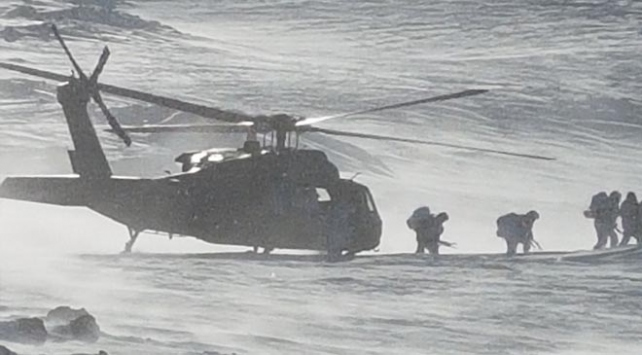 Hakkari Şemdinlide 2 asker şehit oldu, 1 asker yaralandı