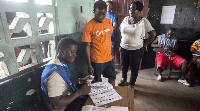 Liberyada devlet başkanlığı seçiminin ikinci turu yarın