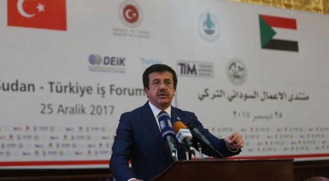 Ekonomi Bakanı Nihat Zeybekci: Yerli paralarımız ile ticarette ödeme yapalım
