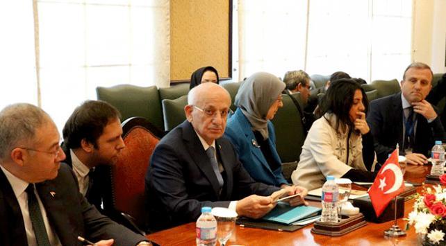 TBMM Başkanı İsmail Kahraman: Türkiye ile İran arasında güçlü iş birliği terör örgütlerini engelleyecektir