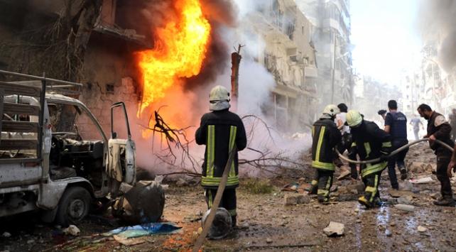 Esed rejimi sivillere yönelik 70 bine yakın varil bombası saldırısı düzenledi