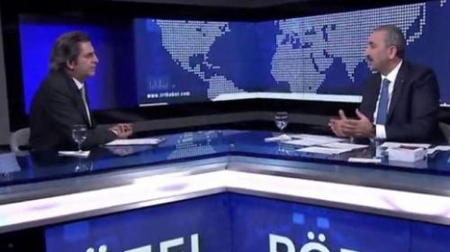 Adalet Bakanı Abdulhamit Gül TRT Haber'de soruları yanıtladı