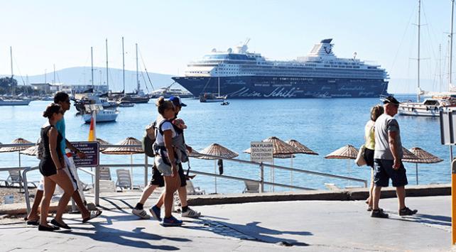 Turizmde hedef gayri safi milli hasılanın yüzde 8ine ulaşmak