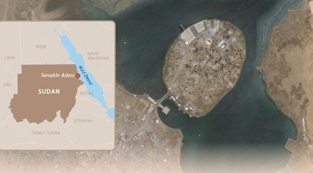 Afrikanın kapısı: Sevakin Adası