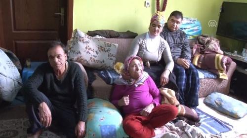 Dördü engelli 5 kişilik 'Karana ailesi' sıcak yuvasına kavuştu