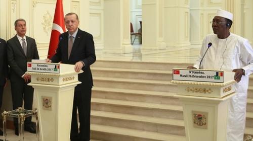 Cumhurbaşkanı Erdoğan: Çad hükümetine FETÖ'yü terör örgütü ilan ettikleri için teşekkür ediyorum