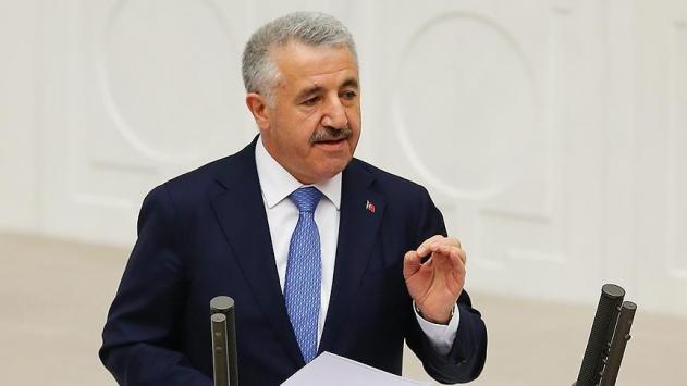 Ulaştırma, Denizcilik ve Haberleşme Bakanı Arslan: Atatürk Havalimanının bulunduğu alan yapılaşmaya açılmayacak