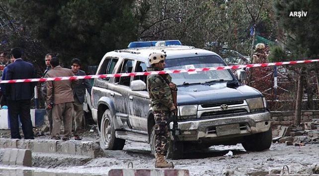 Afganistanda intihar saldırısı: 15 kişi yaralandı