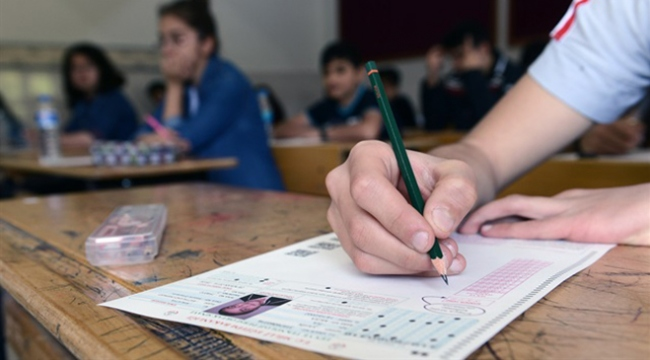 Liseye geçiş sınavının örnek soruları açıklandı
