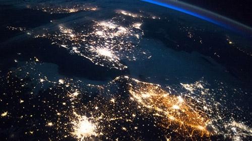 Dünya'nın uzaydan çekilmiş en iyi görüntüleri