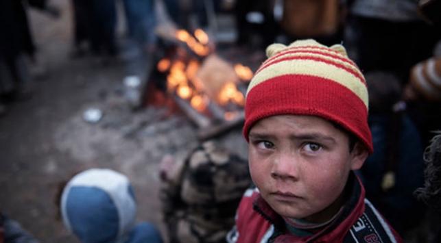 UNICEF: 2017 çatışma bölgelerindeki çocuklar için kabustu