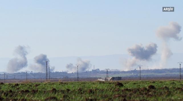 İdlib yoğun bombardıman altında