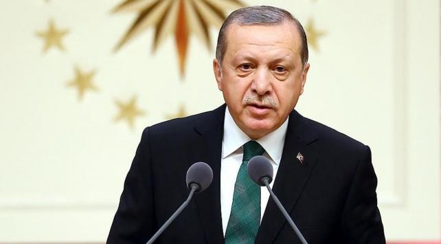 Cumhurbaşkanı Erdoğandan Başakşehire kutlama