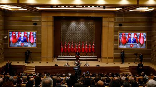 Cumhurbaşkanı Erdoğan: Teknoloji geliştirme merkezlerinde çok büyük ilerleme sağladık