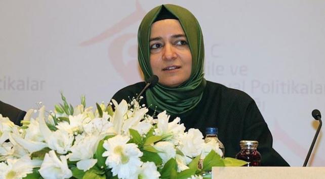 Aile ve Sosyal Politikalar Bakanı Fatma Betül Sayan Kaya: Boşanma oranlarında son 6 yılın en düşük rakamlarını yakaladık