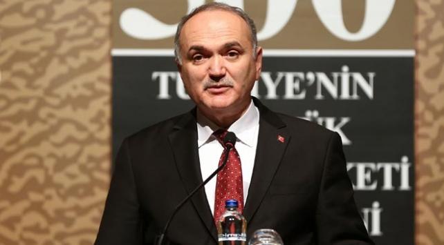 Bilim, Sanayi ve Teknoloji Bakanı Faruk Özlü: Türkiye ekonomisi emin adımlarla büyümeye devam ediyor