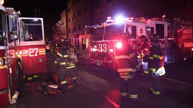 ABDde yangın: 12 ölü