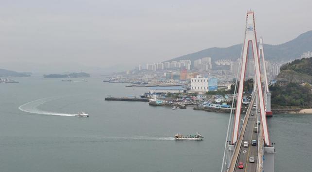 Kuzey Koreye petrol taşıyan gemiye el konuldu