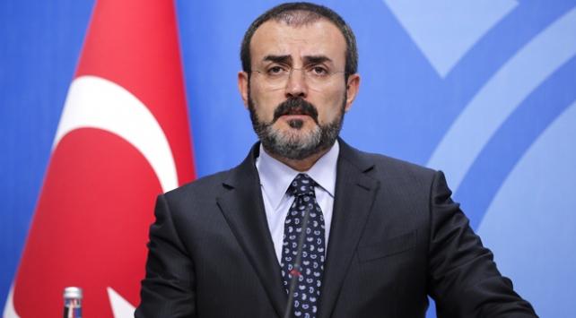 AK Parti Sözcüsü Mahir Ünal: Kılıçdaroğlunun üslubu ihanet noktasında