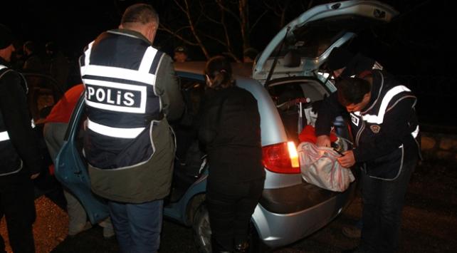 İstanbulda 39 ilçede hava destekli huzur operasyonu