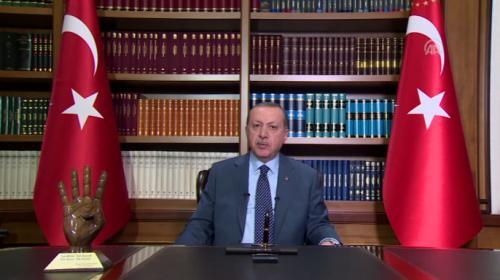 Cumhurbaşkanı Erdoğan: ABD ve İsrail gerilimi tırmandırmaktan kaçınmalı
