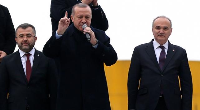 Cumhurbaşkanı Recep Tayyip Erdoğan: Tarihi bilmek için Payitaht Abdülhamidi izleyin