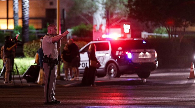 ABDde silahlı saldırı: 2 ölü 46