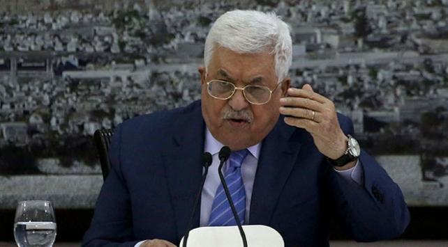 Filistin Devlet Başkanı Mahmud Abbas: İsrail, Filistini yok etmeye çalışıyor