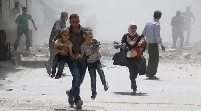 Esed rejimi 2017de 10 binden fazla sivili katletti