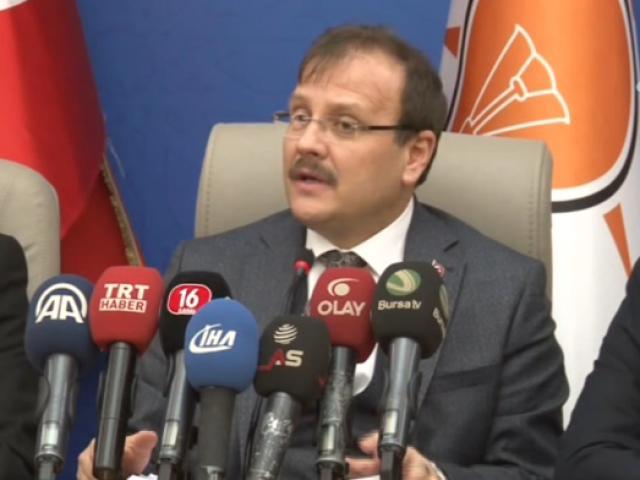 Başbakan Yardımcısı Hakan Çavuşoğlu: Asgari ücretteki artış, enflasyon oranının üzerinde