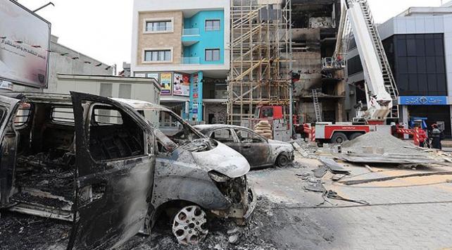Libyada şiddet eylemlerinin 2017 bilançosu ağır: 433 ölü