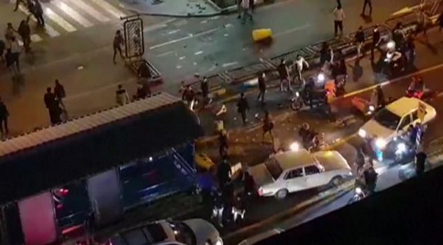 İrandaki protestolar şiddetlenerek sürüyor: 26 kişi hayatını kaybetti
