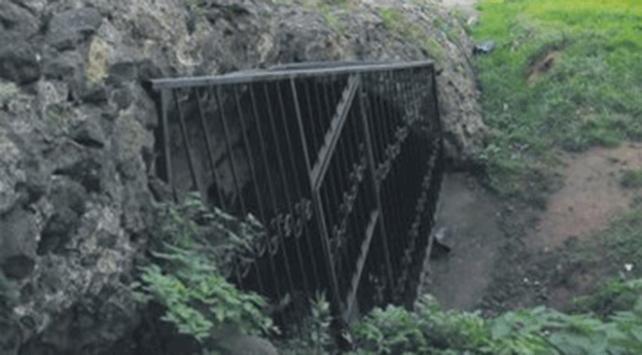 Trabzonda 4 bin yıllık yeraltı şehri bulundu