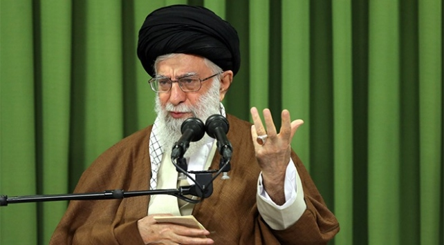 İran Dini Lideri Ayetullah Ali Hamaney: Düşmanlarımız isyan çıkarttı