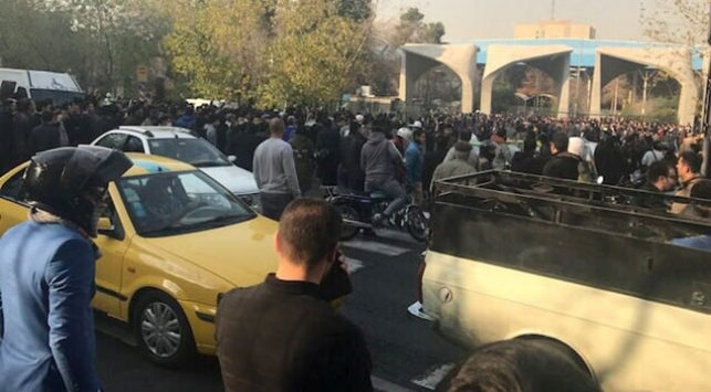 İrandaki gösteriler neden başladı?