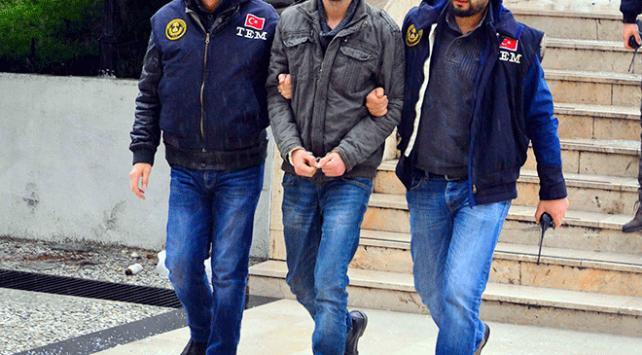 Şanlıurfada terör propagandasına 3 gözaltı
