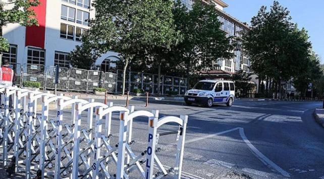 Şanlıurfada gösteri ve yürüyüşler 1 ay boyunca yasaklandı