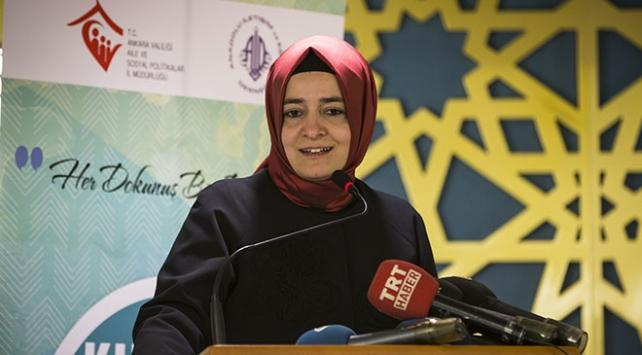 Aile ve Sosyal Politikalar Bakanı Fatma Betül Sayan Kaya: Hedefimiz tüm erken evliliklerin önüne geçebilmek