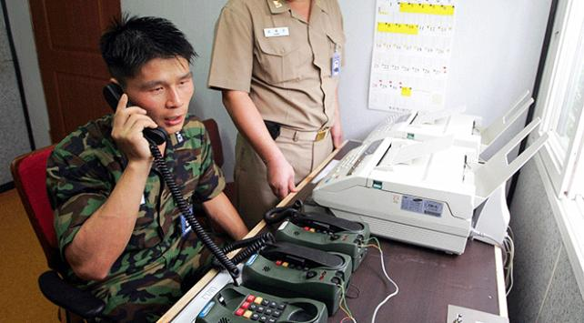 Kuzey Kore Güney Kore ile iletişim hattını yeniden açacak