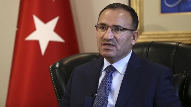 Başbakan Yardımcısı Bekir Bozdağ: Türkiye meşru yol dışında iktidara gelmeye karşıdır