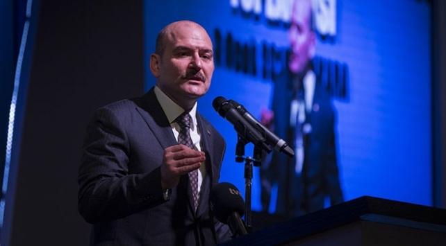 İçişleri Bakanı Süleyman Soylu: Uyuşturucu satıcısı eşittir teröristtir