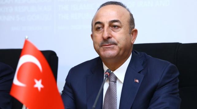 Dışişleri Bakanı Mevlüt Çavuşoğlu: İrana dışardan müdahalelere karşıyız