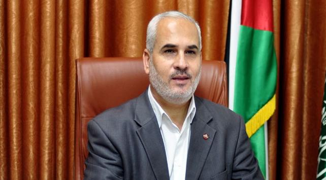 Hamas Sözcüsü Fevzi Berhumdan ABDnin ekonomik tehdidine yanıt