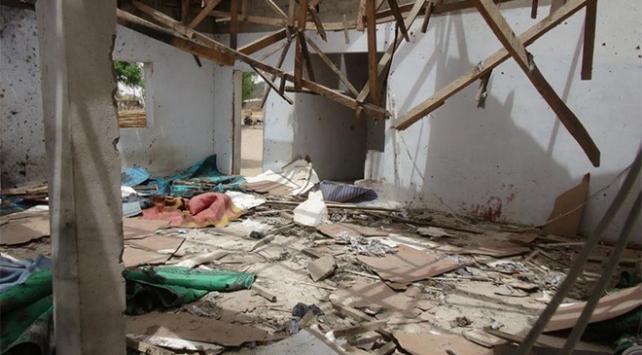 Nijeryada camiye intihar saldırısı düzenlendi: 11 ölü