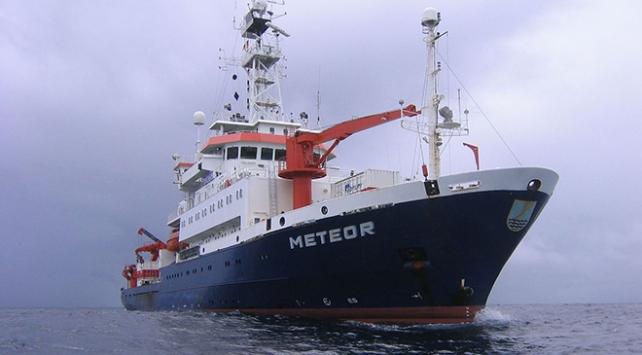 Yunanistandan Alman gemisinin araştırma iznine iptal