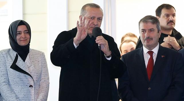 Cumhurbaşkanı Recep Tayyip Erdoğan: Acımayacağız, acırsak acınacak hale geliriz